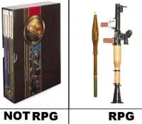 (Not) RPG