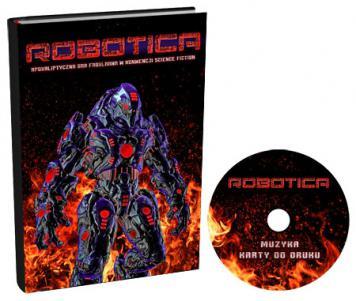 Okładka Robotica